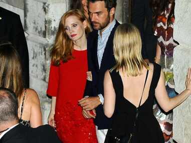 Jessica Chastain s'est mariée : l'actrice a épousé son compagnon de longue date