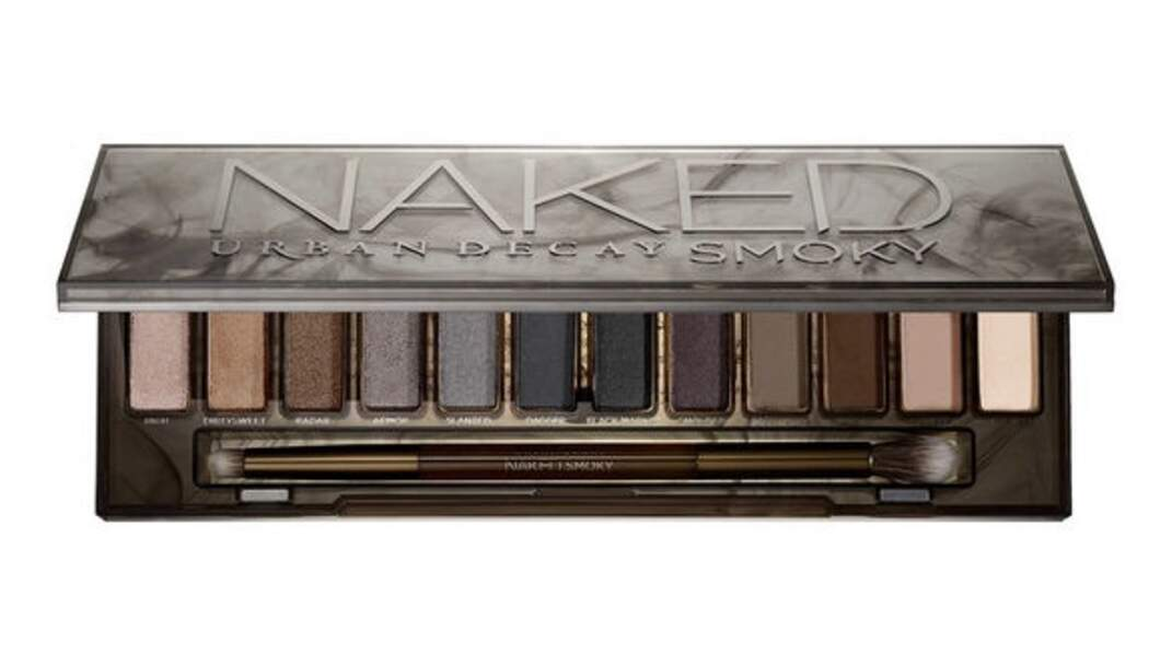 - Palette Naked Smoky, Urban Decay, 51€