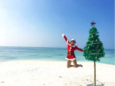 Soleil et bikini : les vacances de Laetitia Milot
