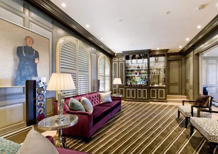 Le bar de la maison de Meghan Markle et du prince Harry en Australie