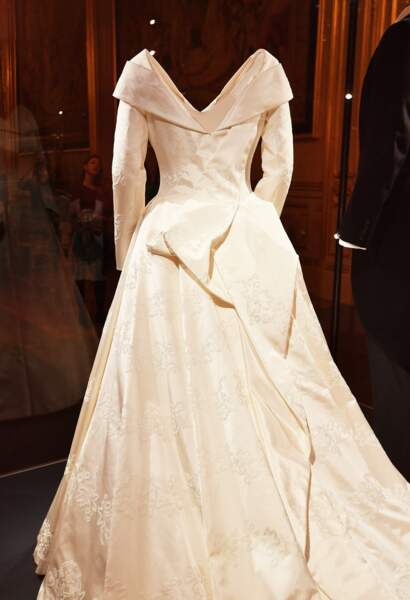L'exposition consacrée au mariage d'Eugénie d'York et Jack Brooksbank