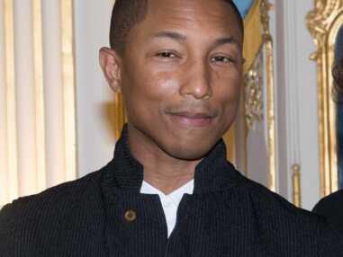 Pharrell Williams, décoré à Paris, fait officier de l'ordre des arts et des lettres