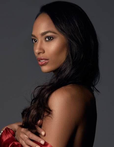 Raquel Pelissier, Miss Haïti