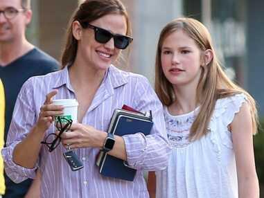 PHOTOS - Violet, la fille de Ben Affleck et Jennifer Garner, est devenue une vraie jeune fille