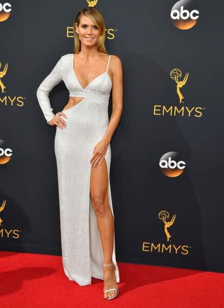 68e cérémonie des Emmy Awards - Heidi Klum