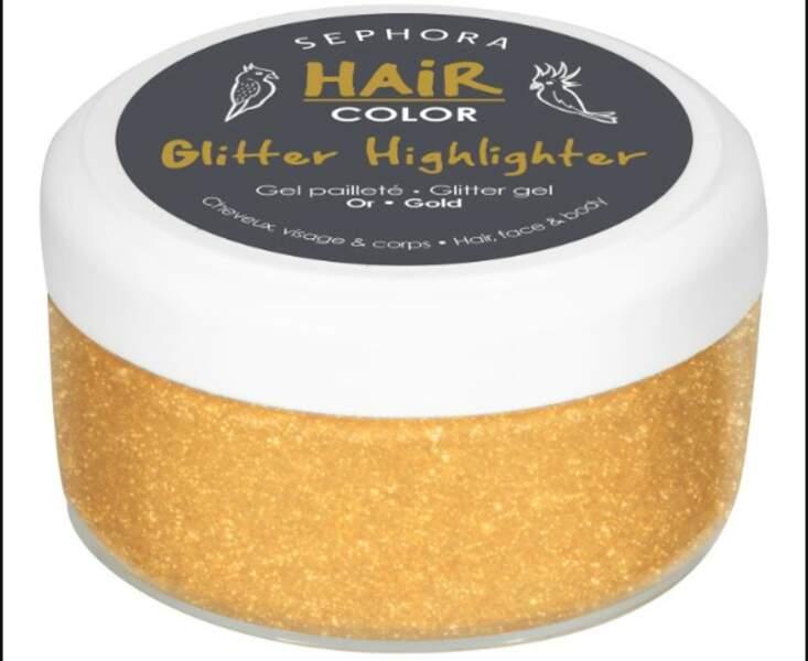 Glitter highlighter, Sephora, 7,99€