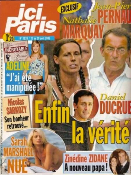 Miss France en 1987, Nathalie Marquay a su également faire parler d'elle.