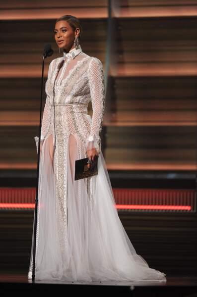 Beyonce aux Grammy Awards
