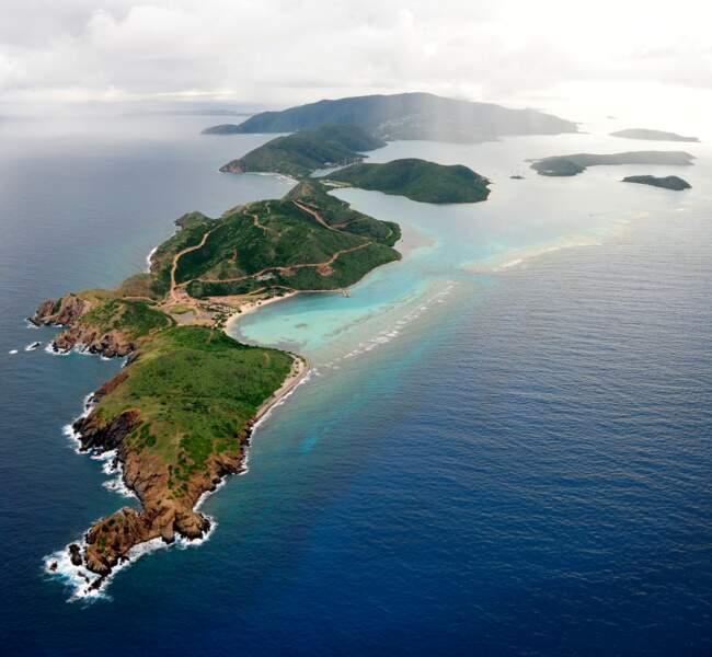Ils ont choisi l'archipel des Iles Vierges Britanniques