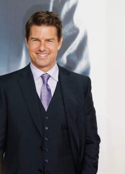 Tom Cruise, 57 ans, semble avoir toujours 20 ans de moins...