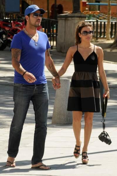 Eva Longoria fréquente pendant un peu plus d'un an Eduardo Cruz, le jeune frère de Pénélope Cruz