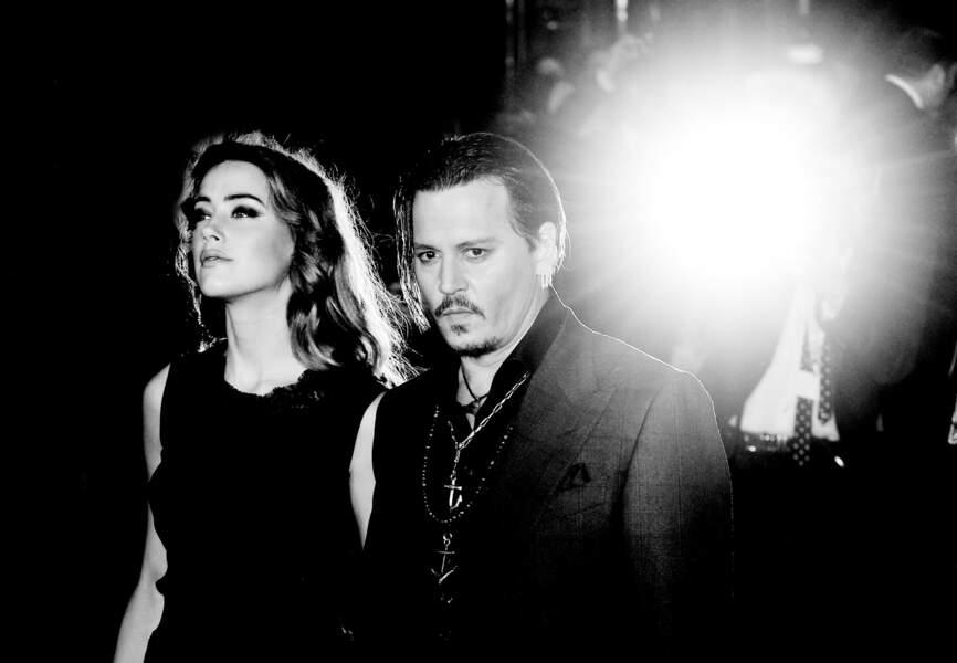 15 mois pour Amber Heard et Johnny Depp