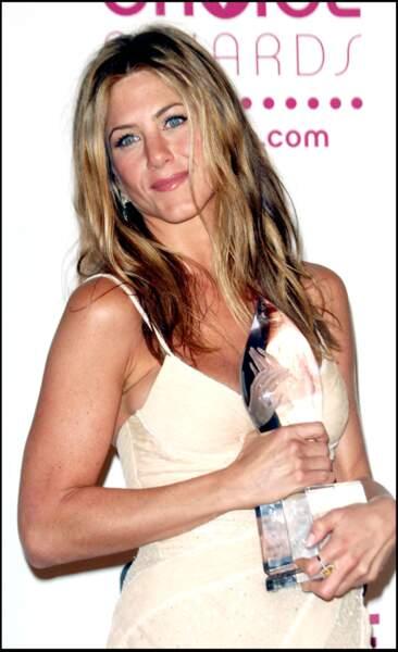 Jennifer Aniston en 2007