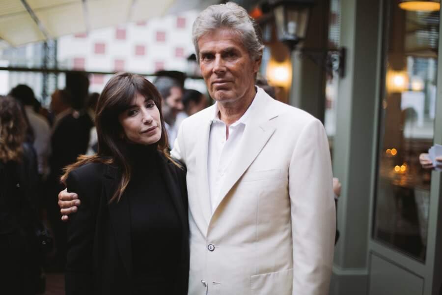 Albane Cleret et Dominique Desseigne