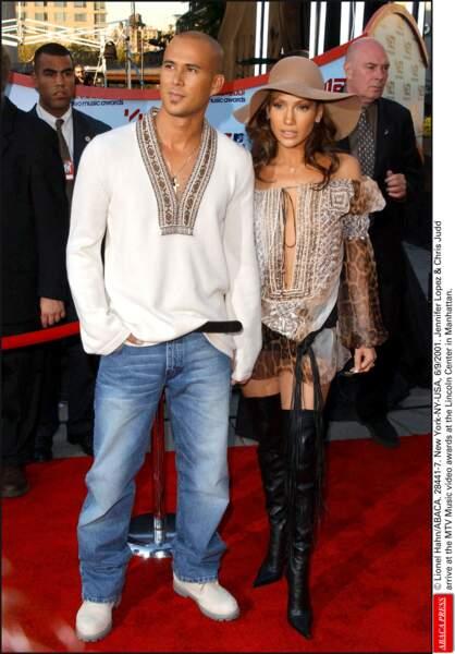 9 mois pour Jennifer Lopez et Cris Judd