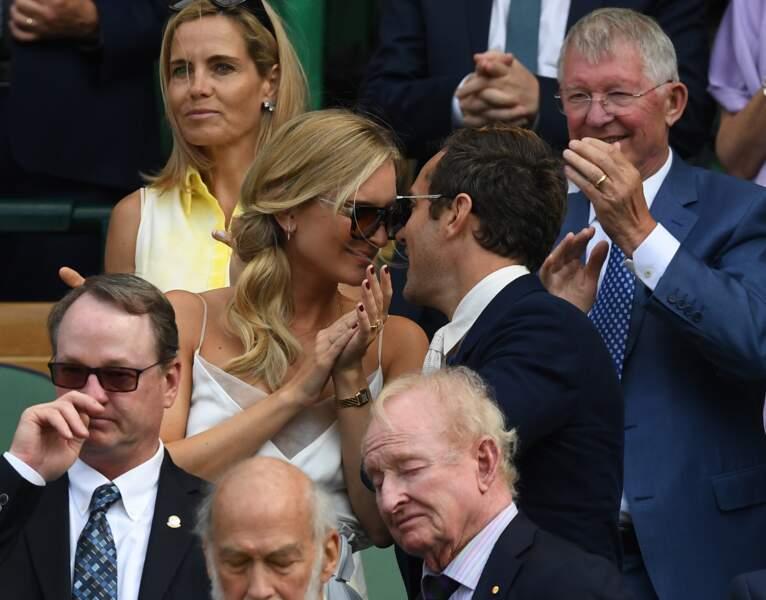 Jude Law et sa femme Phillipa Coan chics et amoureux