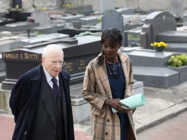 PHOTOS – Obsèques de Véronique Colucci, Jean-Jacques Goldman ému au côté de ses fils pour un dernier hommage