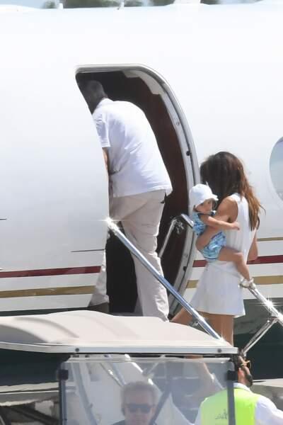 Amal Clooney a dû se faire beaucoup de soucis pour son mari...