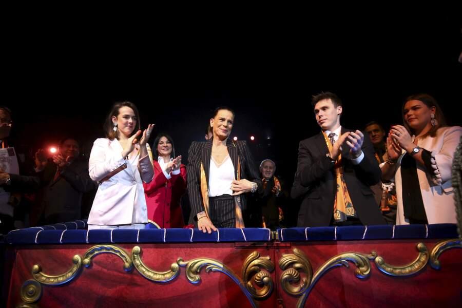 """Un superbe spectacle, qui se termine évidemment par une """"standing ovation"""""""