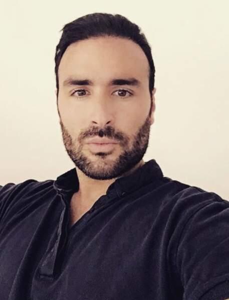 Frère cadet de Jenifer, Jonathan Bartoli est âgé de 32 ans