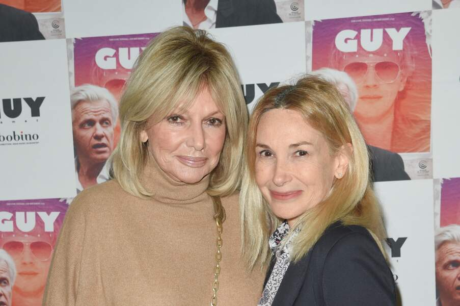 Maryse Gildas et Isabelle Doval le 3 décembre à Bobino à Paris