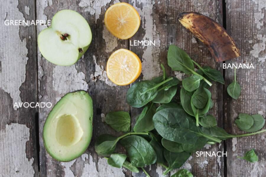 La recette du Green Smoothie de Cameron Diaz