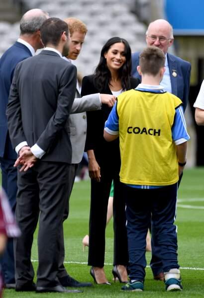 Meghan et Harry font l'unanimité en Irlande