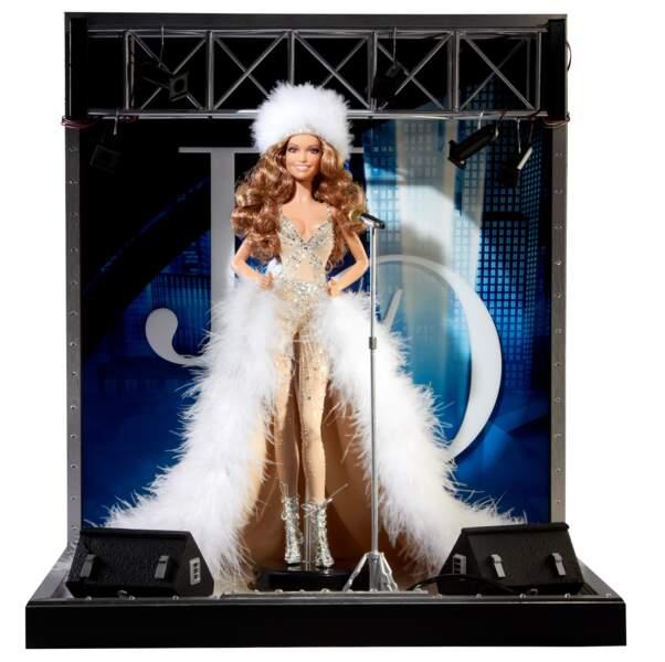 La barbie Jennifer Lopez, commercialisée en 2013