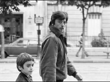 Alain Delon : de père en fils -et fille