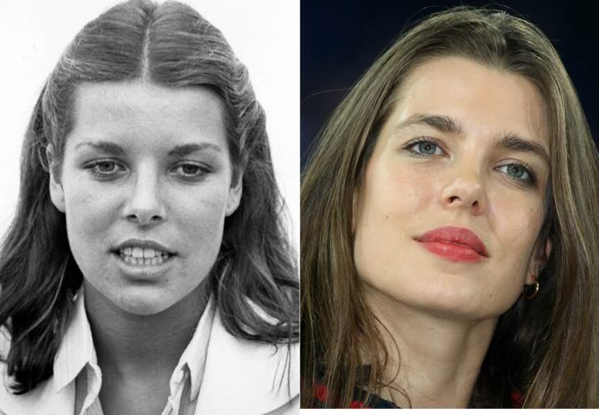 Caroline de Monaco ne peut pas renier sa fille, Charlotte Casiraghi