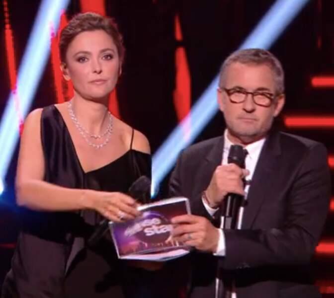 Sandrine Quétier et Christophe Dechavanne tendus avant le verdict final