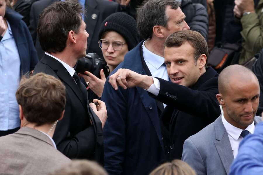 Les séjours de Brigitte et Emmanuel Macron au Touquet sont toujours très encadrés