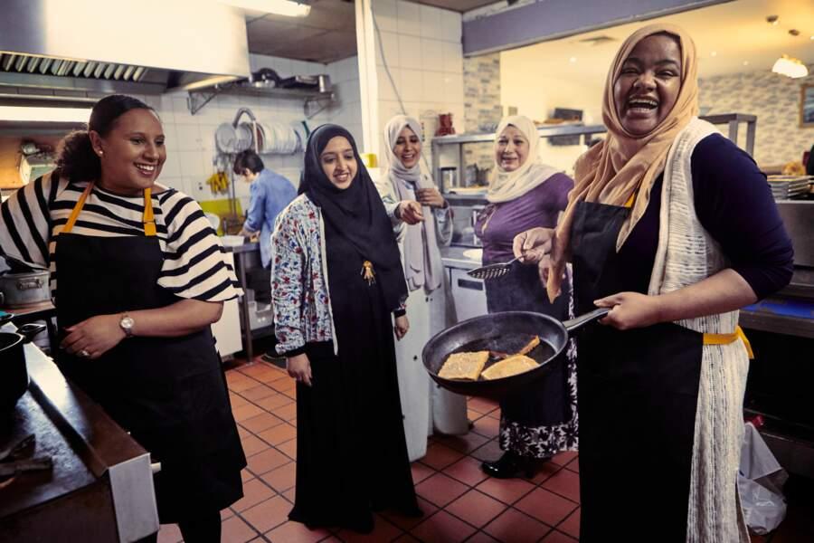 Meghan Markle : les profits du livre iront à la Hubb Community Kitchen