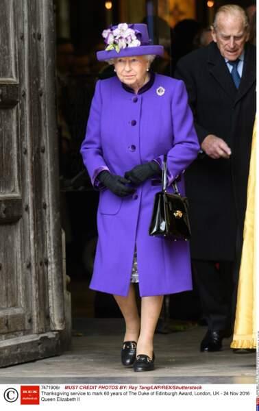 Le violet, la couleur de la noblesse par excellence