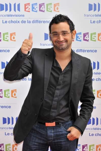 Cyril Hanouna en 2008
