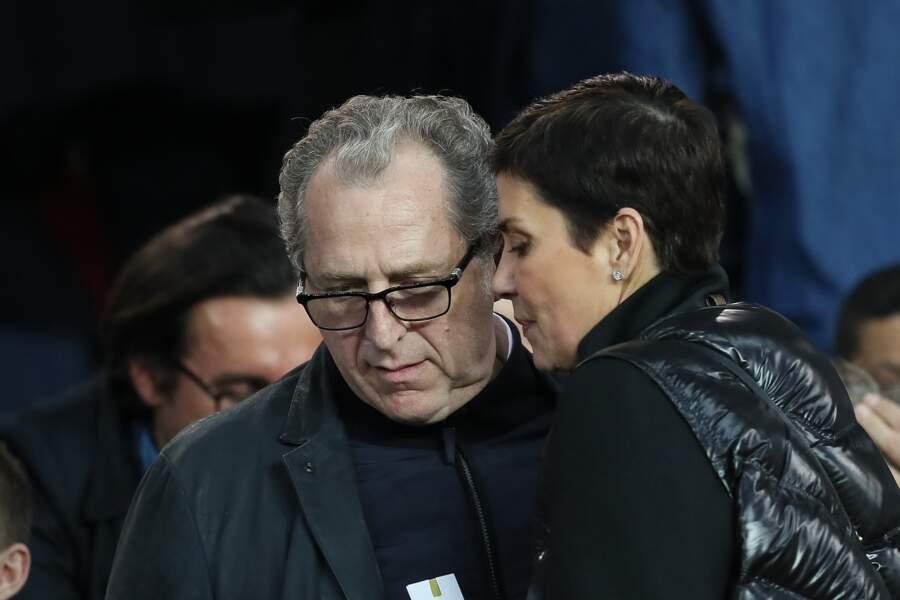 Cristina Cordula très proche de son mari