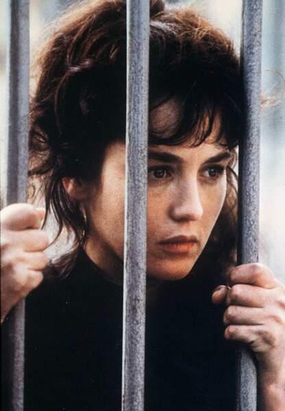 """Isabelle Adjani dans """"Camille Claudel"""" en 1988"""