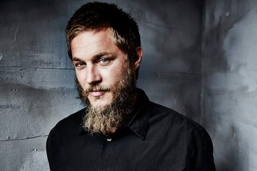 """Le plus viril des vikings, Travis Fimmel, sera de retour le 18 février prochain avec la 4e saison de... """"Vikings"""""""