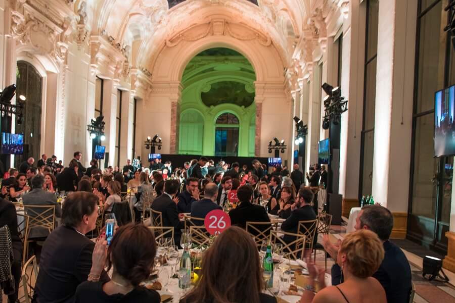 Le dîner des Révélations organisé par Chanel se tenait lundi 14 janvier au Petit Palais