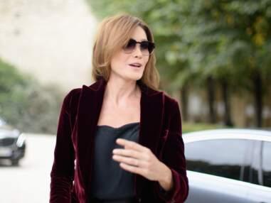Carla Bruni chez Dior
