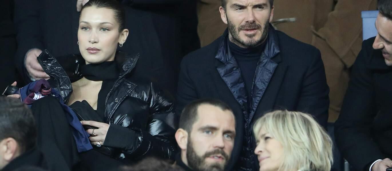 Bella Hadid et David Beckham, Robin Wright et son compagnon Clément Giraudet