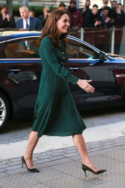 Kate Middleton est la nouvelle patronne de l'hôpital pour enfants Evelina