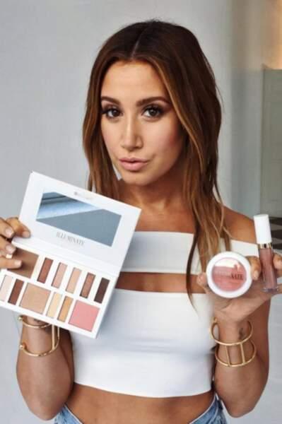 Ashley Tisdale x BH cosmetics