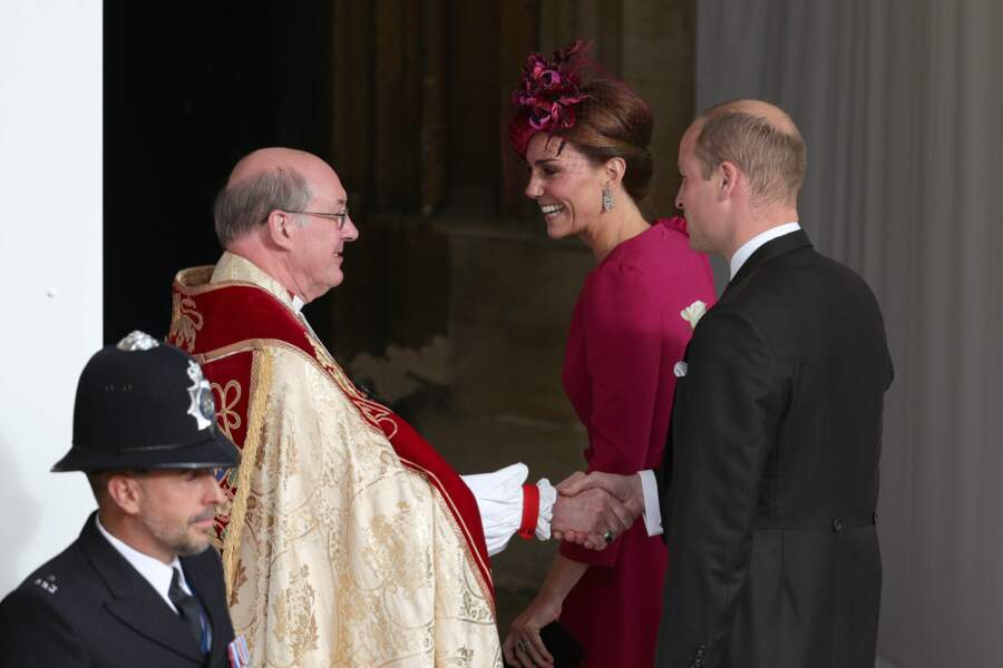 Kate Middleton au mariage d'Eugenie d'York