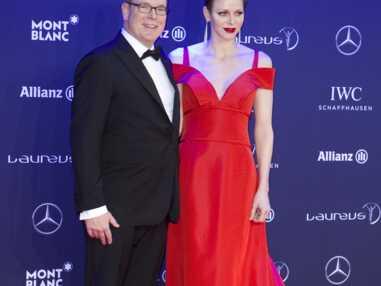 Charlène de Monaco, son beauty look glamour aux Laureus World Sports Awards