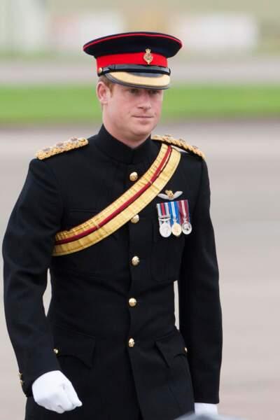 Prince Harry à Suffolk