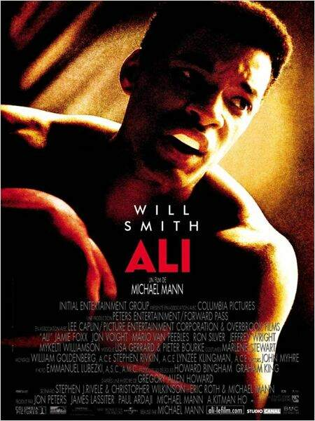 Ali de Michael Mann en 2002