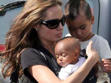 Divorce de Brad Pitt et Angelina Jolie : leurs plus belles photos avec leurs enfants