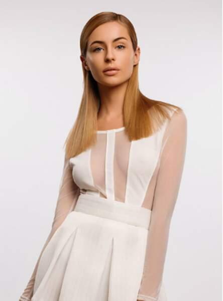Les cheveux longs et lisses (Christine Margossian - L'Oréal Professionnel)