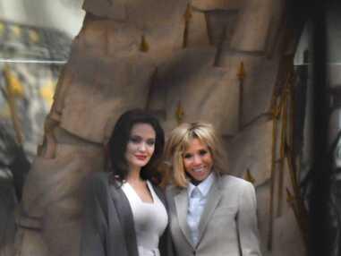 Brigitte Macron et Angelina Jolie, ultra élégantes, se rencontrent pour la première fois à Paris